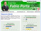 Newsletter Fabio Porta