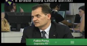 Il Brasile libera Cesare Battisti