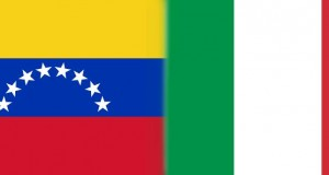 venezueola italia