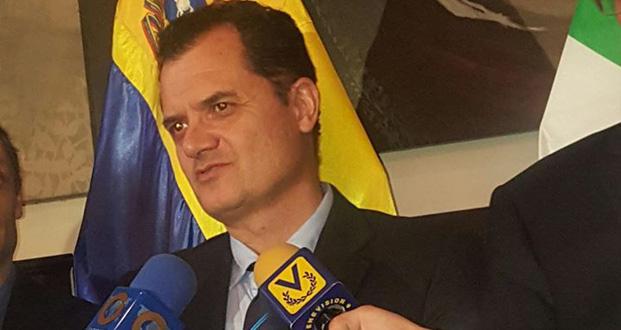 Venezuela approvata alla camera la risoluzione proposta for Commissione esteri camera